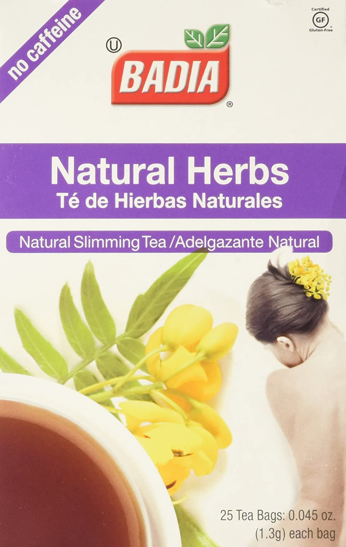 badia herbs natural slimmarea efectelor secundare de ceai)