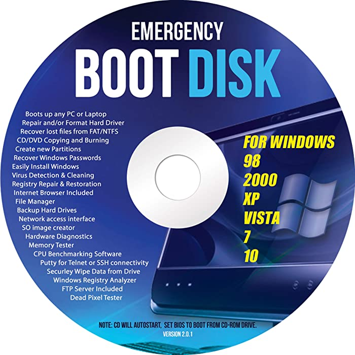 Top 9 Hp Recovery Disk Xp
