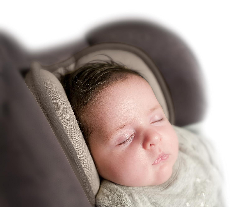 Black//Zinc Babymoov Cosyseat Baby Car Seat Cushion