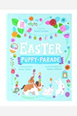 Easter Puppy Parade Hardcover