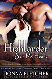 Highlander of My Heart (Macardle Sisters of Courage Book 1)