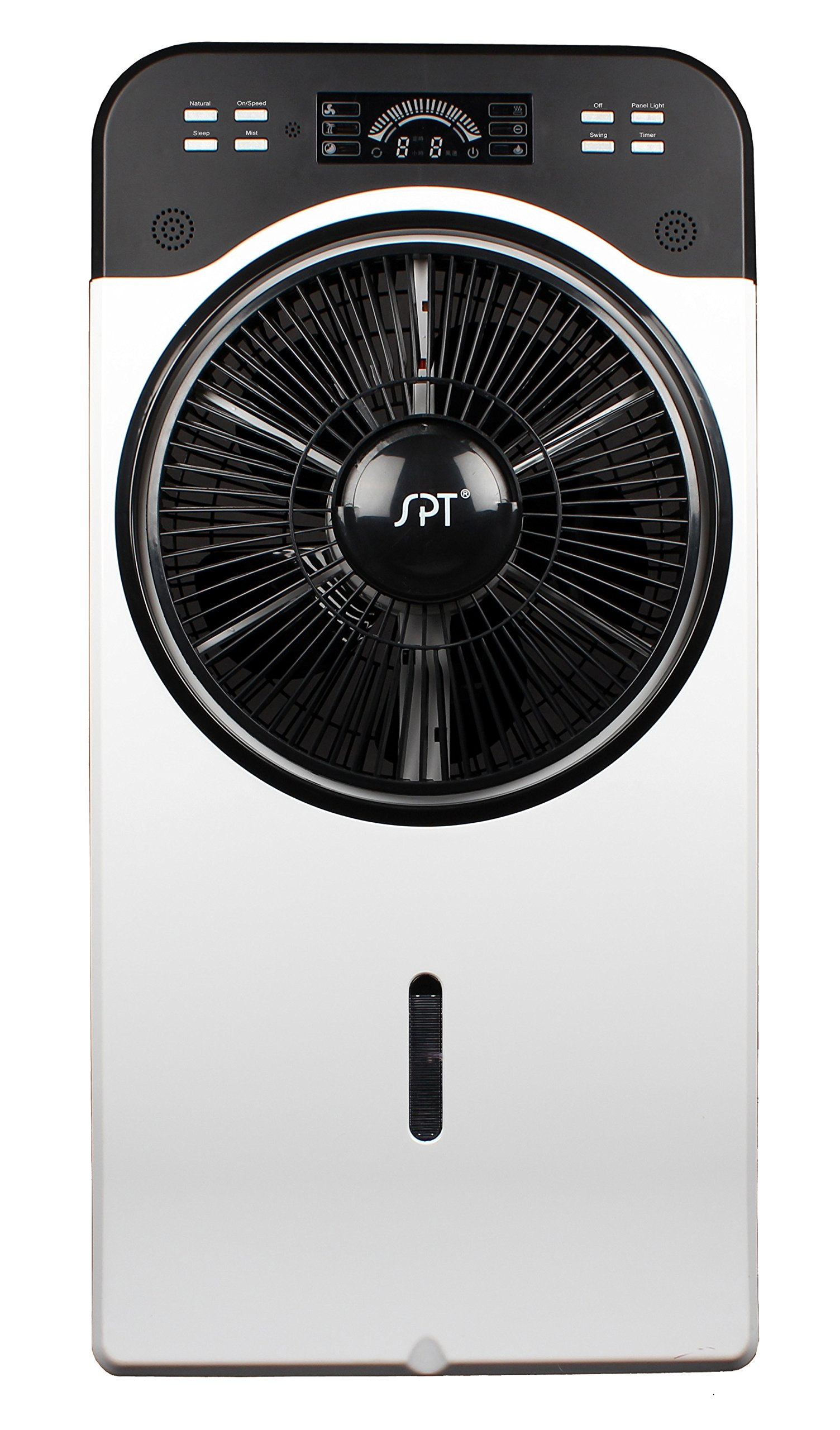 SPT 14'' Indoor Misting Fan, Multi by SPT