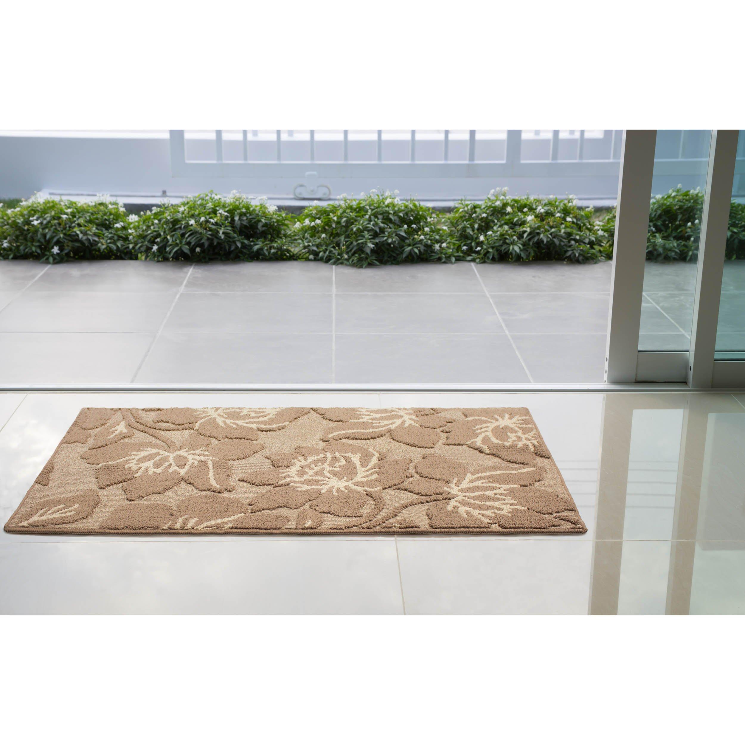 Jean Pierre All Loop Kimmy 24 x 60 in. Decorative Textured Accent Rug, Linen/Berber