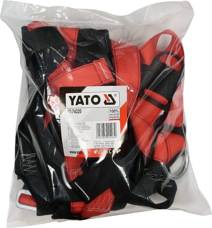 /Ø8mm Yato YT Rot
