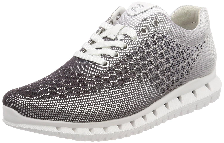 Gabor Shoes Gabor Sport, Derbys Femme Gris Sport, (Grau Kombi Femme Shoes/Weiss) 8d580cb - reprogrammed.space