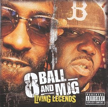 eightball and mjg living legends