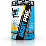 BPI Sports First Ever Ketogenic Pre-Workout Supplement, Blue Lemon Ice, 11.11 Ounce
