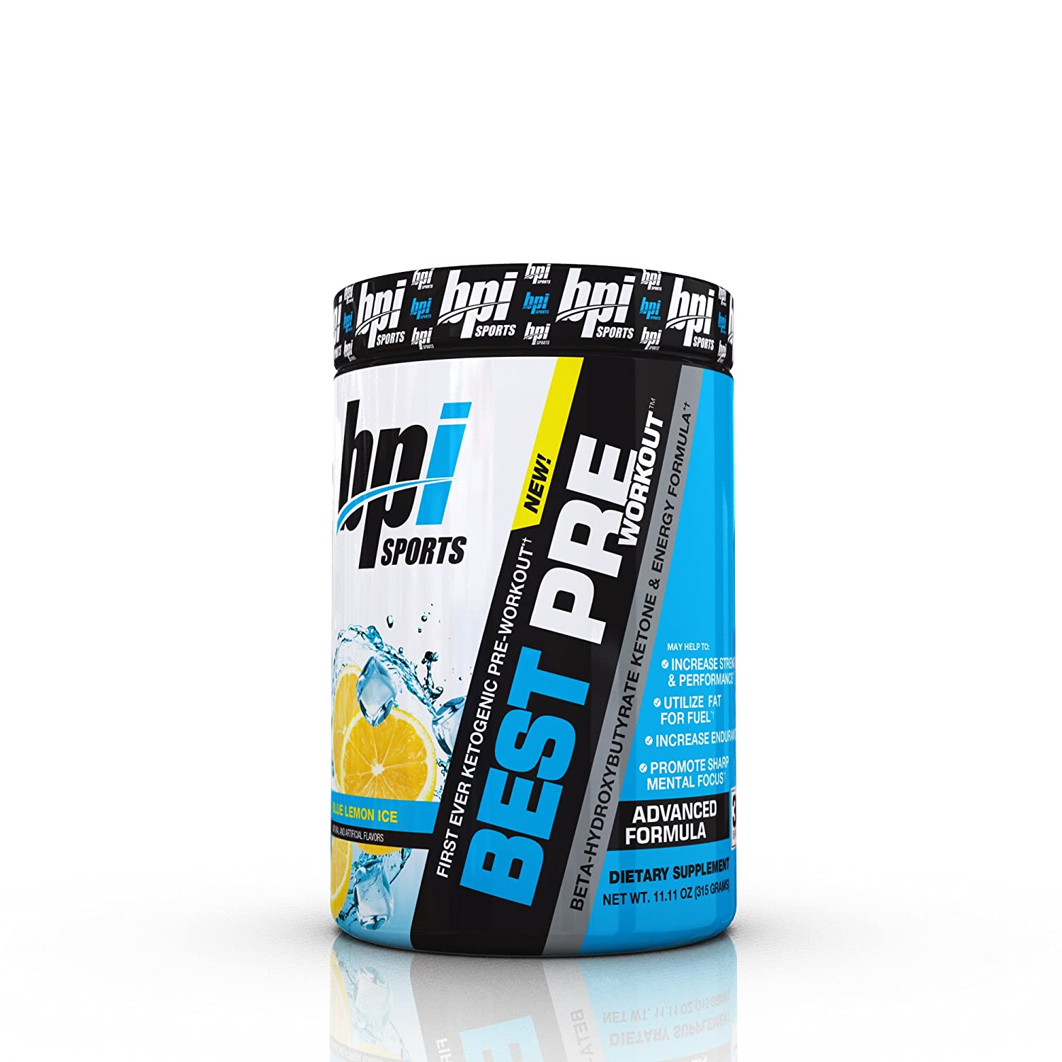 Gen x labs sports amp fitness performance kit 11 week program 4 - Amazon Com Bpi Sports First Ever Ketogenic Pre Workout Supplement Blue Lemon Ice 11 11 Ounce Health Personal Care