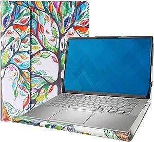 "Alapmk Protective Cover Case for 14"" Asus Q427FL/Asus Chromebook Flip C436/Asus ZenBook 14 UX425JA & Dell Inspiron 14 7490 Laptop[Not fit Latitude 7490/Asus C434/Asus Q406DA Q407IQ],Love Tree"