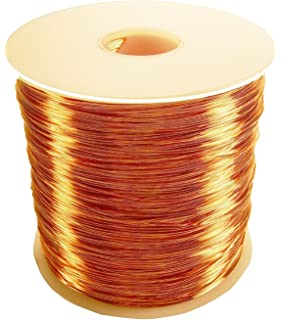 25 To 100 Ft 20 Ga Bare Copper Round Wire 99.9/% Pure Spool Dead Soft