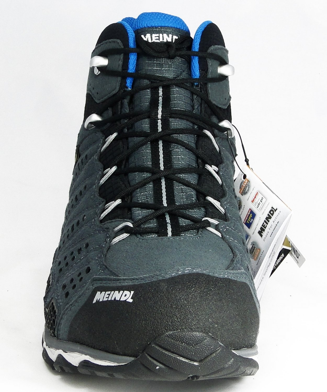 Meindl Schuhe X-so 70 Mid GTX Surround Surround Surround Men - Anthrazit/Blau Multicolor c71d8e
