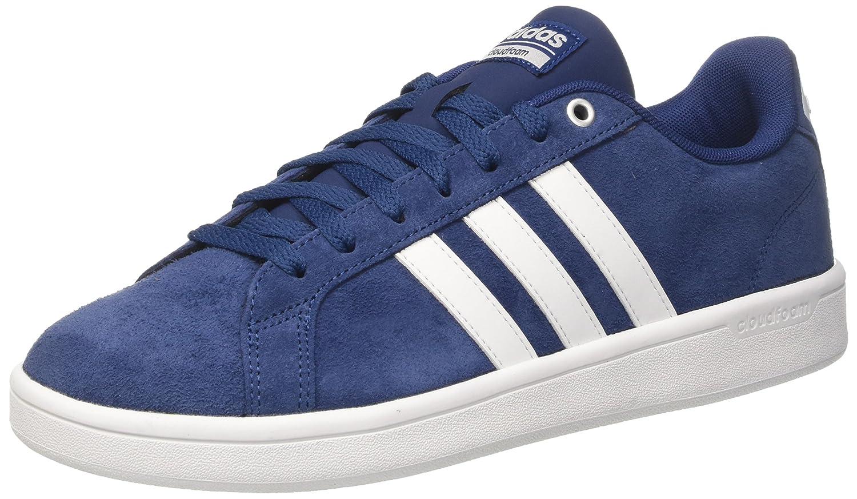 394fc9b4337b adidas Cloudfoam Advantage Herren Sneakers 43 1 3 EU Mehrfarbig (Mystery  Blue S17 Ftwr White Matte Silver) - associate-degree.de