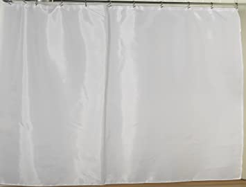 Royal Bath Extra Wide Water Repellant Fabric Shower Curtain Liner With  Weighted Hem (108u0026quot;