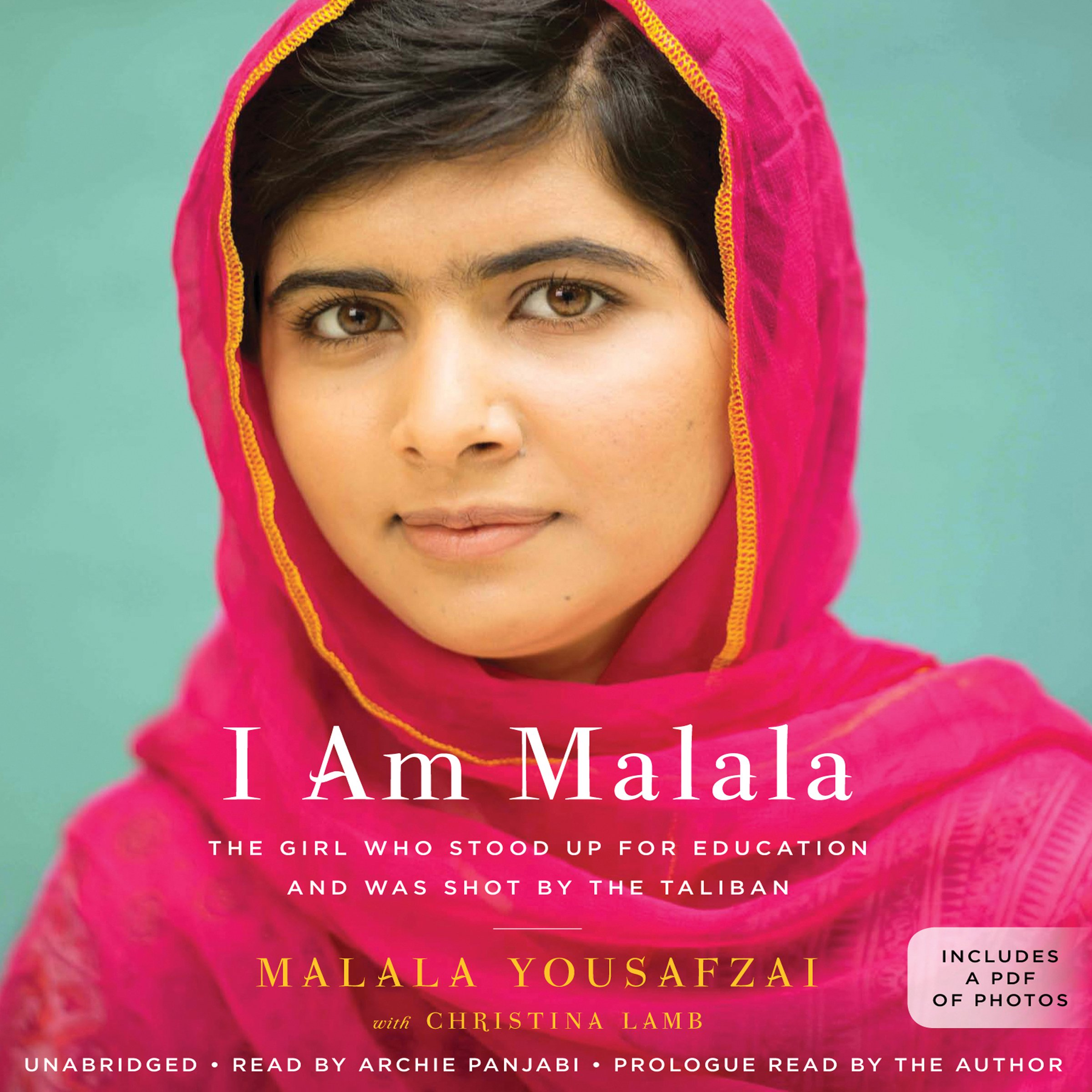 I Am Malala: How One Girl Stood Up for Education and Changed the World by Hachette Audio (Image #1)