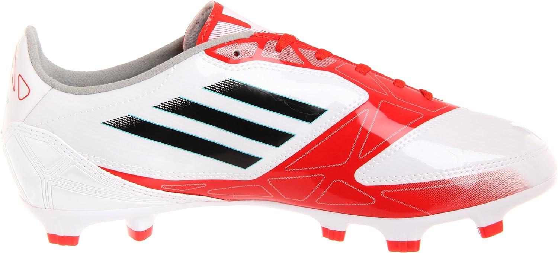 Adidas F10 TRX FG Football Taquet, Ultra Violet/électricité / Nouvelle Marine, 5 M Us White Black Core Energy