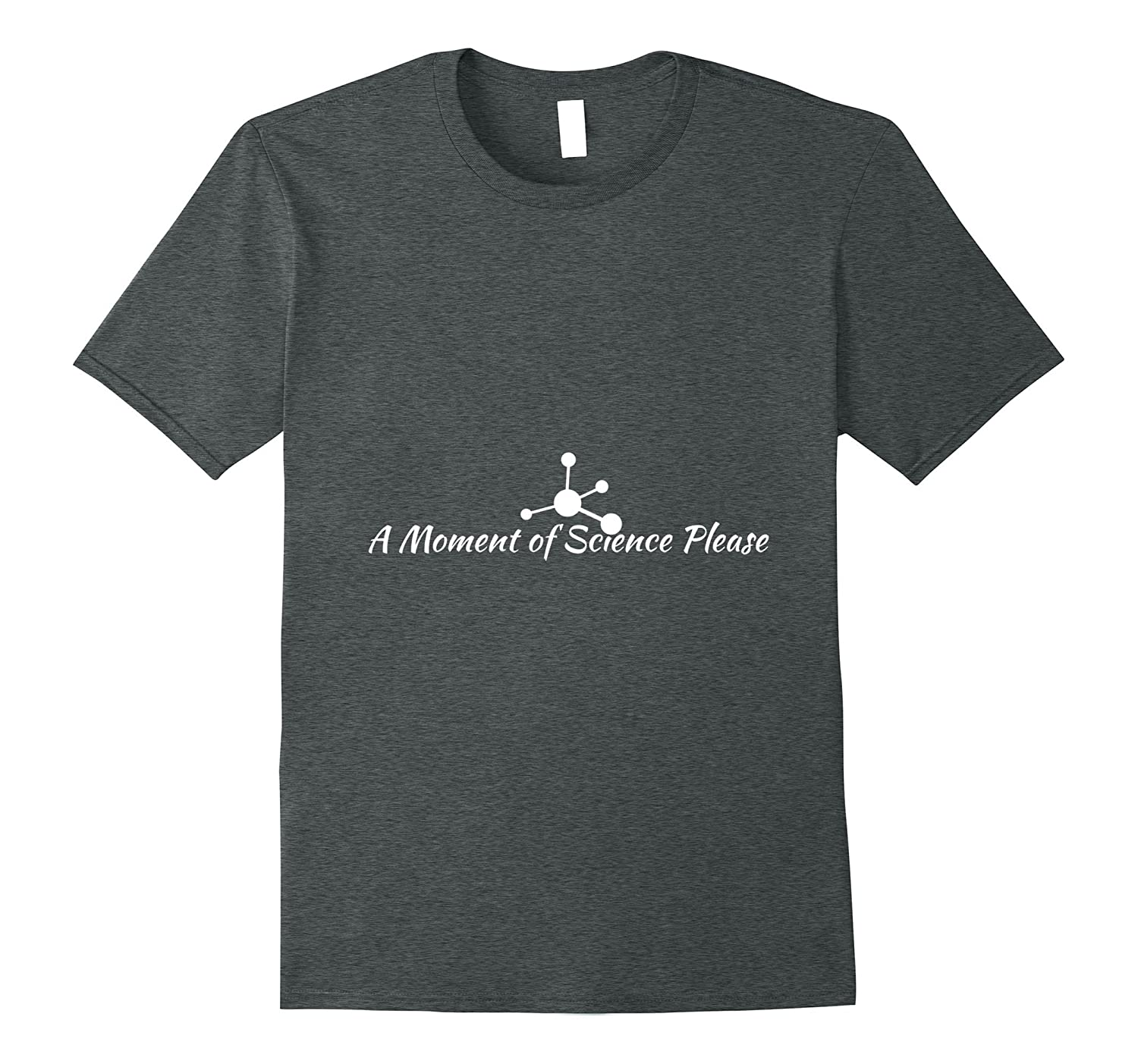 A Moment of Science Please Earth Day 2017 T-Shirt-CD
