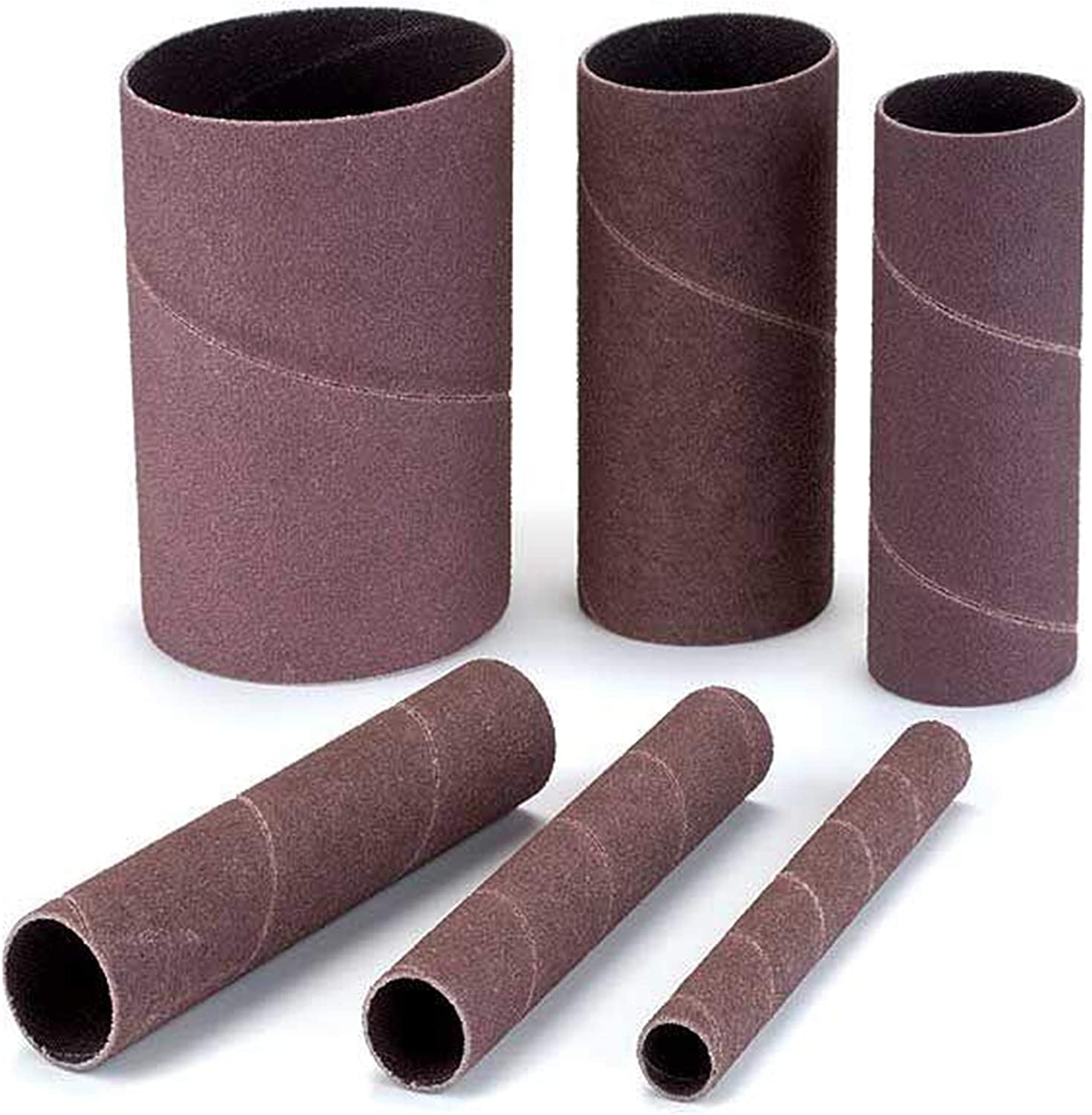 80 grit x 4.5 in. Sanding Sleeve Assortment 8100-bbOg0L