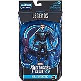 Hasbro Marvel Legends Series Fantastic Four 6-inch Collectible Action Figure Mr. Fantastic Toy, Premium Design and 2 Accessories, 1 Build-A-Figure Part