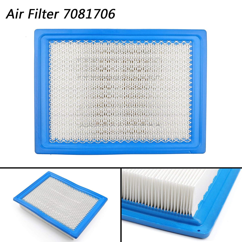 YaShiKeJi Polaris Ranger 900 Xp filtro de aire 7081706 caja de limpieza Rzr 570 Crew