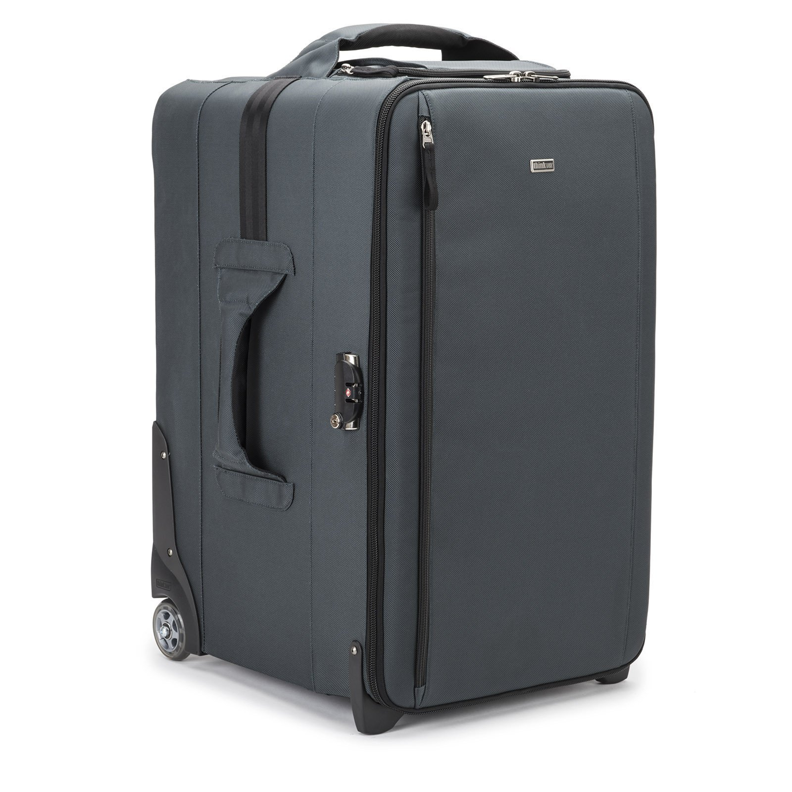 Think Tank Photo Video Rig 24 Rolling Case (Pacific Slate) by Think Tank