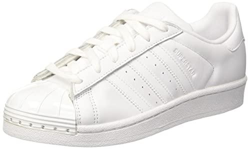 low priced ac9b7 e546d adidas Superstar Metal Toe, Sneaker Donna  MainApps  Amazon.it  Scarpe e  borse