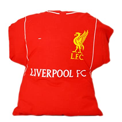d2f3d12b1 Buy Liverpool FC Childrens Kids Official Football Shirt Cushion (One Size)  (Red) Online at Low Prices in India - Amazon.in