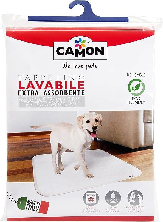 Yunnyp Tappetino per Le Urine RI-Lavabile per Animali Domestici Tappetino Assorbente Riutilizzabile Impermeabile per Pipi per Cani