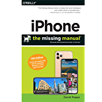 iPhone: The Missing Manual: The Book That Should Have Been in the Box book cover
