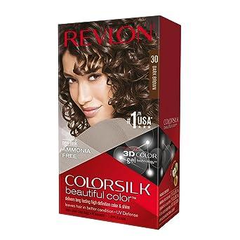 COLORSILK tinte Castaño Oscuro Nº 30 caja 1 ud