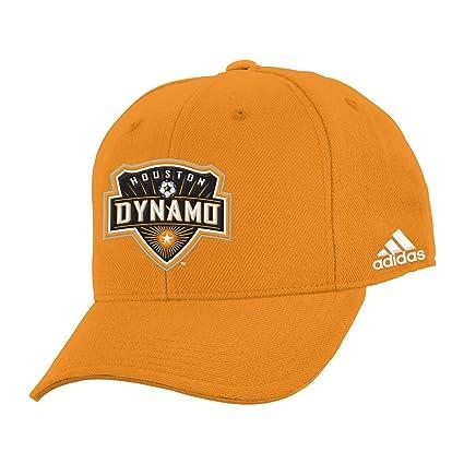 18afe1c733a66 Amazon.com   MLS Houston Dynamo Team Structured Adjustable Cap