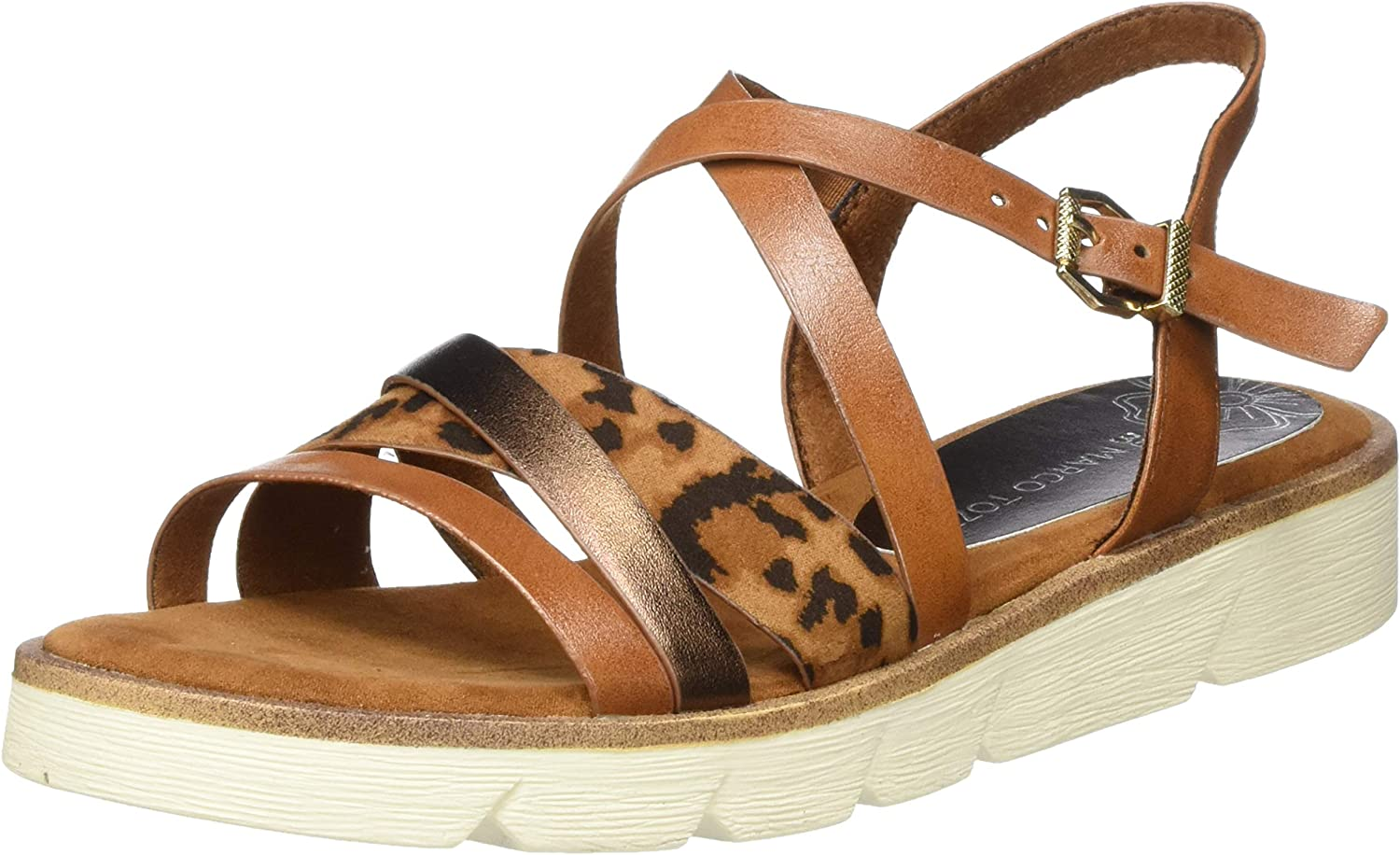 Marco Super intense SALE Tozzi Women's Sandals New mail order Strap Ankle