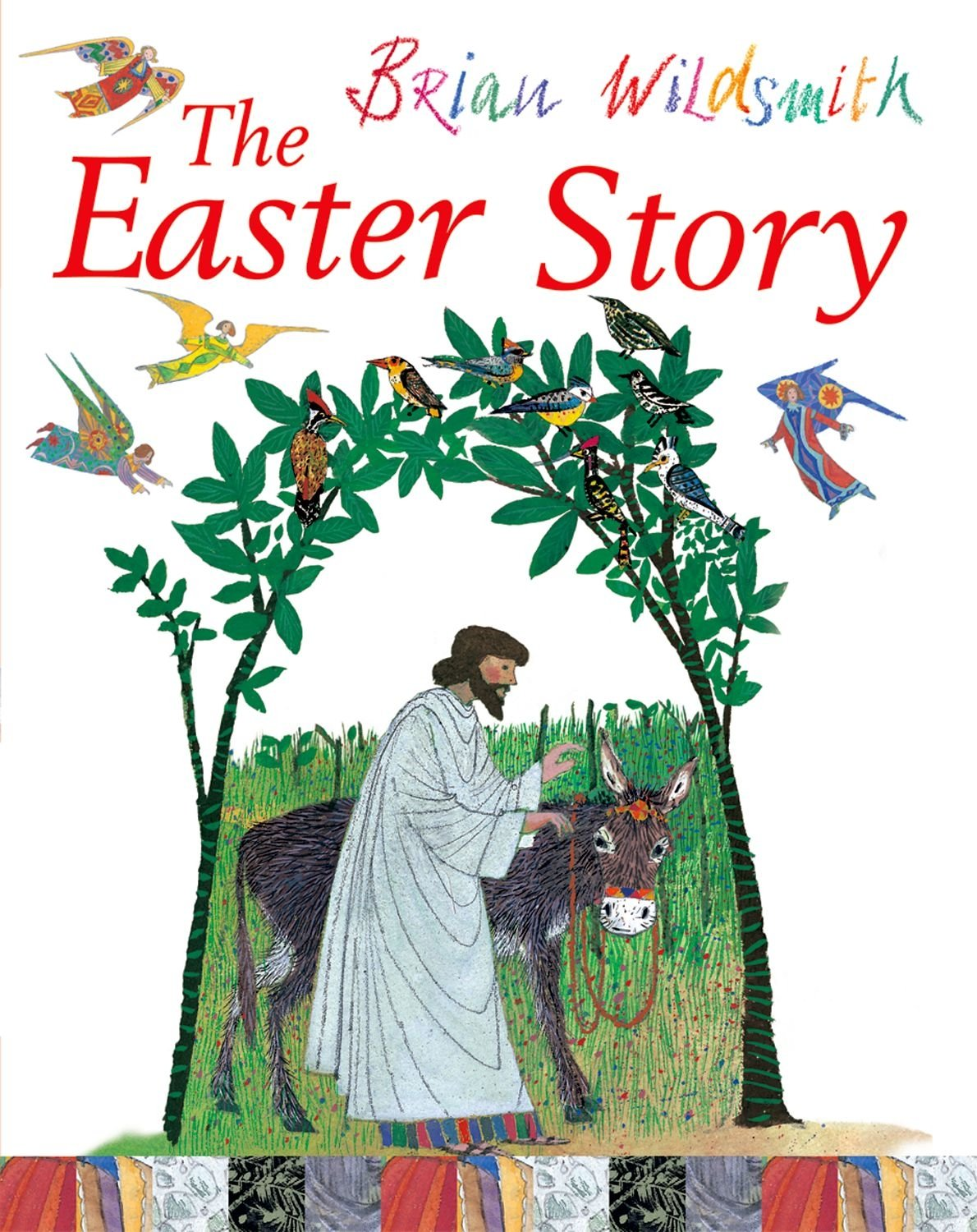 The Easter Story: Amazon.co.uk: Wildsmith, Brian: Books