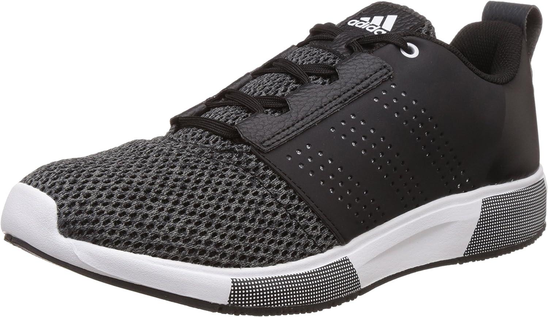 adidas Madoru 2 M, Zapatillas de Running para Hombre, Negro (Negbas/Ftwbla/Griosc), 50 2/3 EU: Amazon.es: Zapatos y complementos