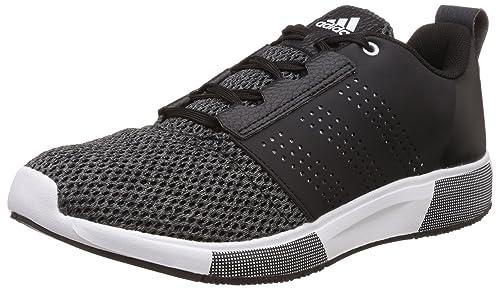 adidas uomini madoru 2 m, scarpe da ginnastica, nero (negbas / ftwbla / griosc