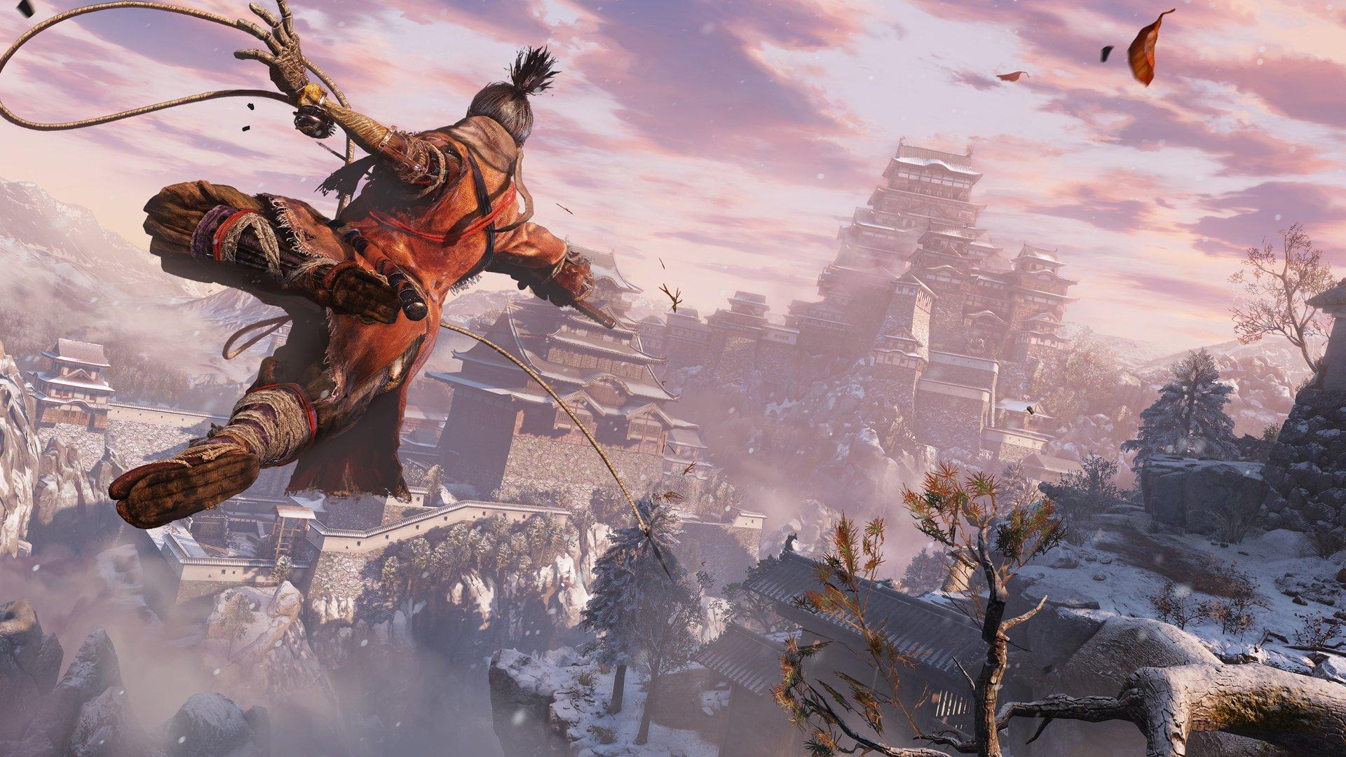 Amazon.com: Sekiro Shadows Die Twice - PlayStation 4 ...