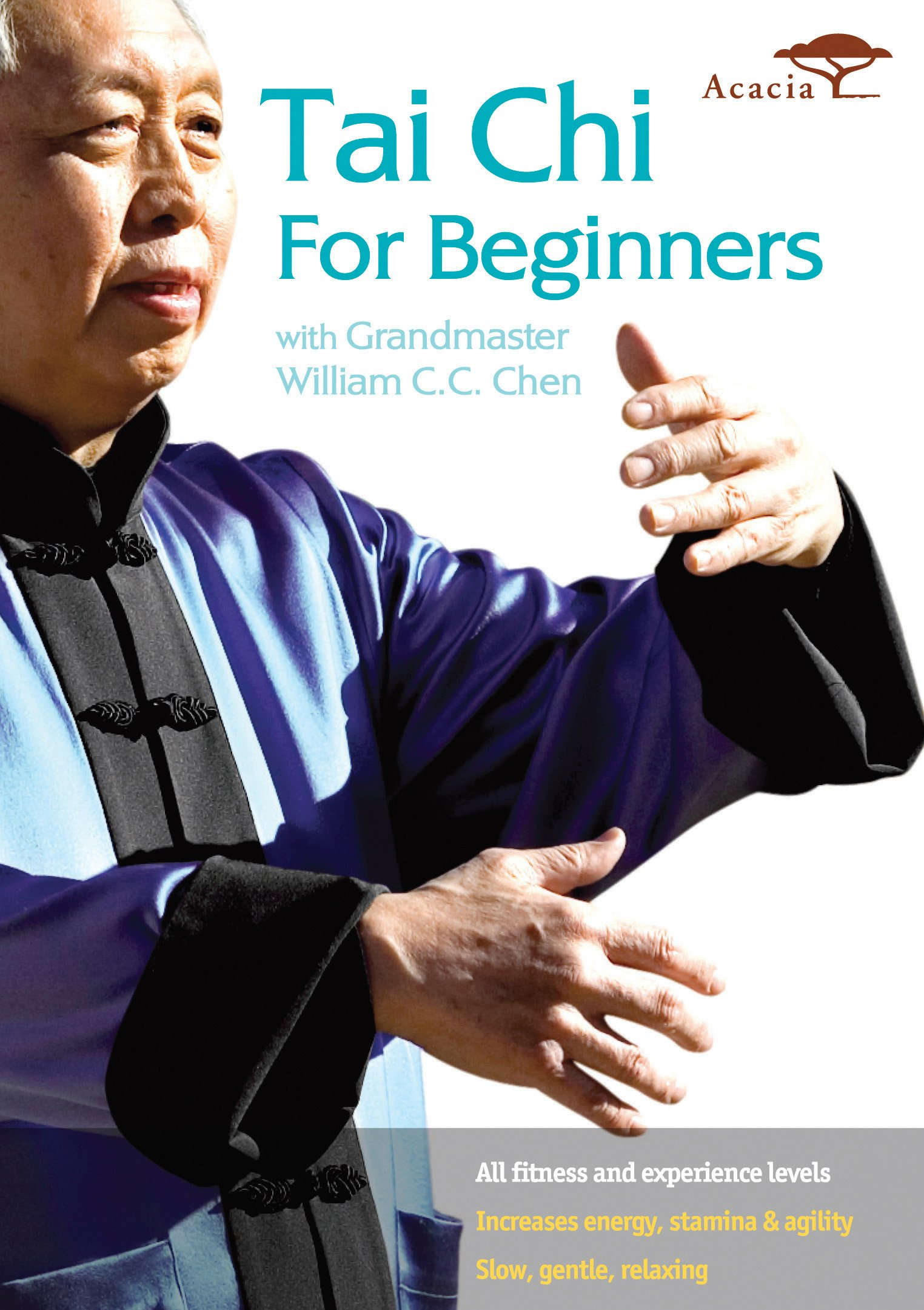 DVD : Tai Chi For Beginners With Grandmaster Chen (DVD)