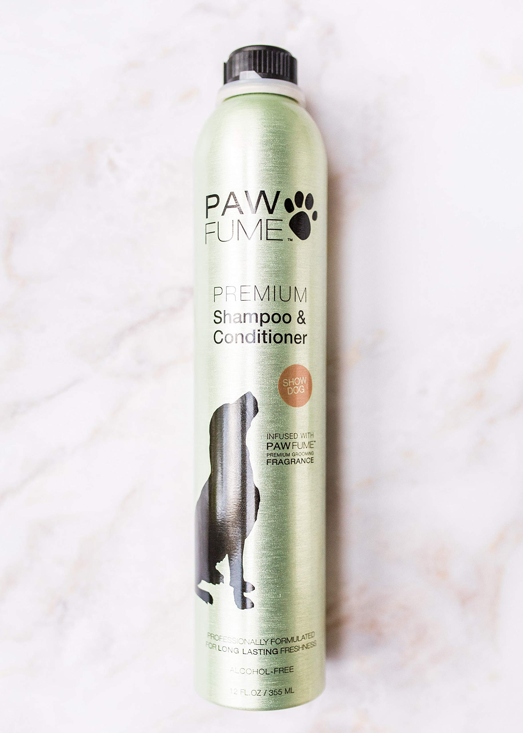 Pawfume Premium Shampoo and Conditioner - 12oz (Show Dog)
