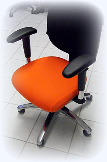 bezug f r b rostuhl husse f r b rodrehstuhl drehstuh farbe anthrazit 44 x 44 cm smash. Black Bedroom Furniture Sets. Home Design Ideas