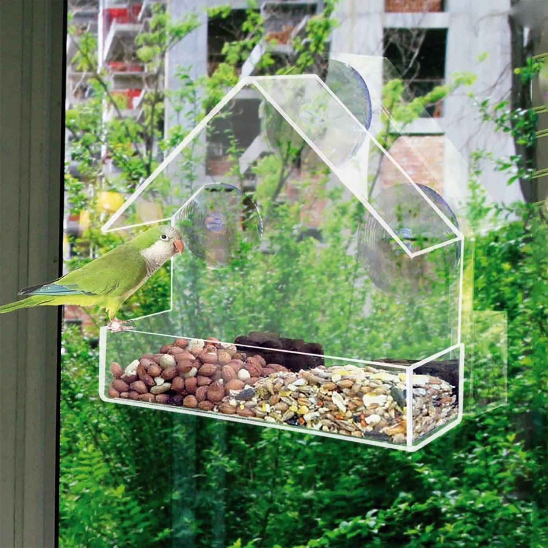 Parkland Window Bird Feeder