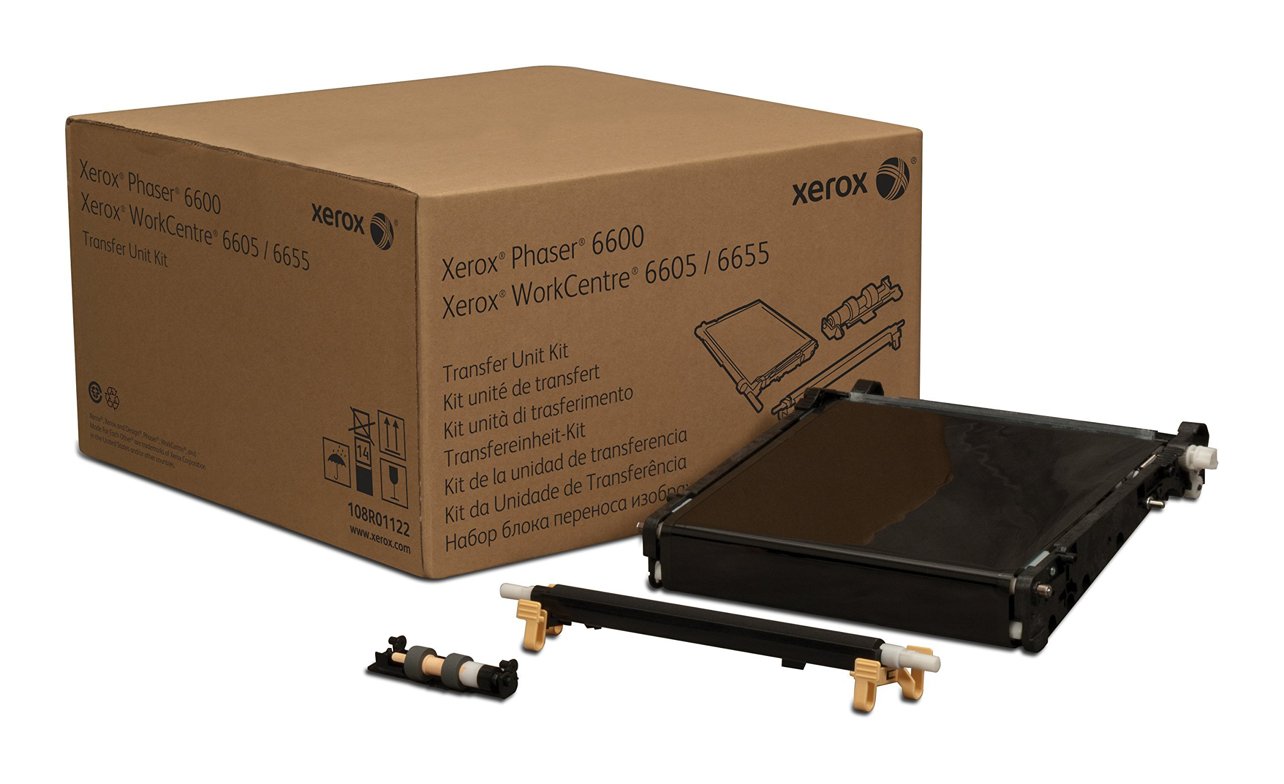 Genuine Xerox Transfer Unit Kit for the Xerox Phaser 6600 or WorkCentre 6605, 108R01122 (Renewed) by Xerox (Image #2)