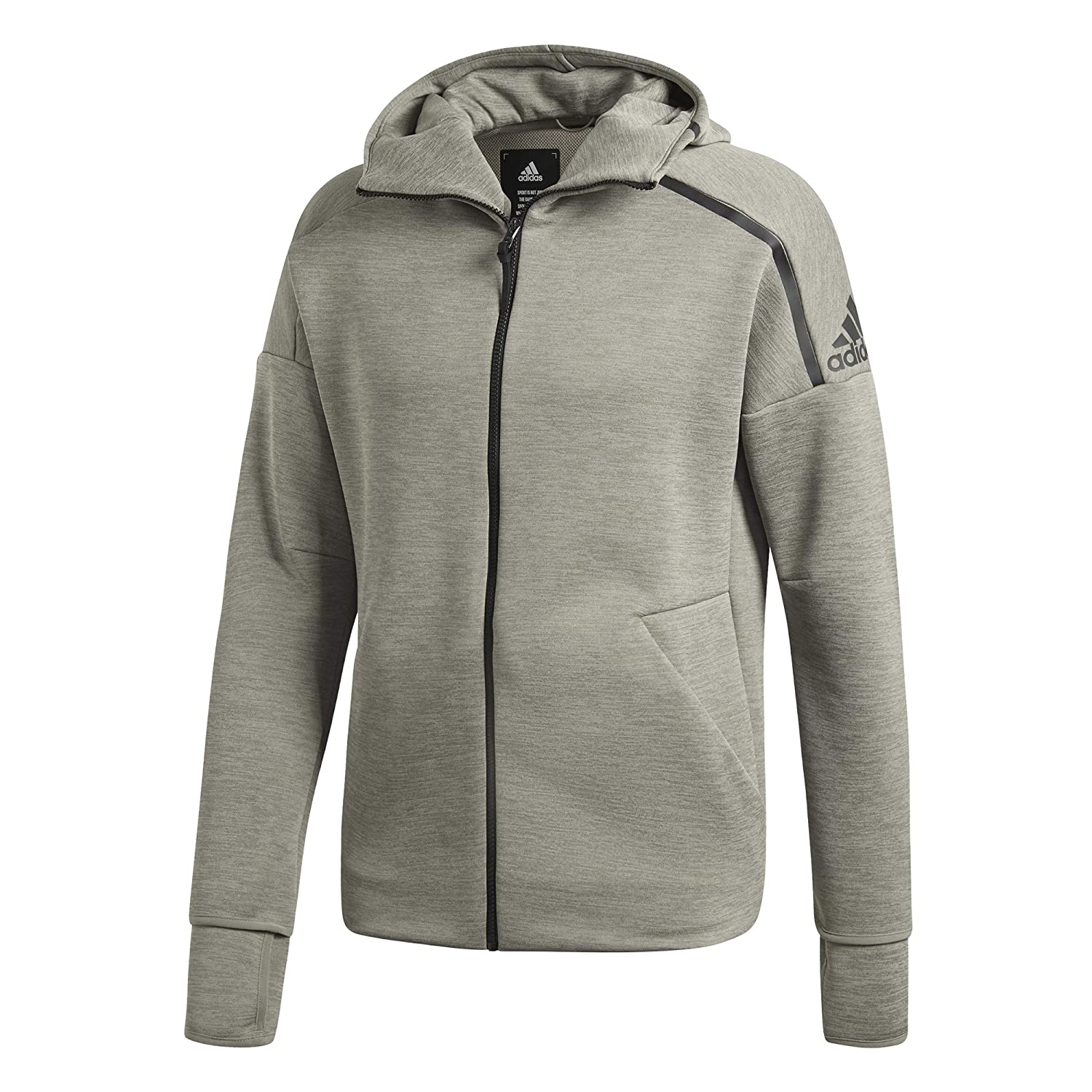 adidas Z.N.E. Fast Release Hoodie AW18: Amazon.co.uk