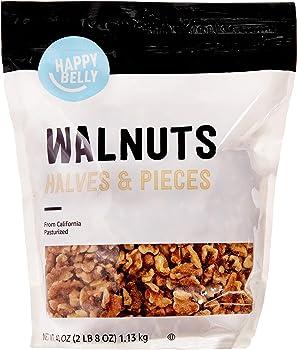 Happy Belly California Walnuts 40-oz. Bag