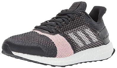 separation shoes 1dc6f 3821e adidas Women s Ultraboost ST, Carbon White Grey 5 M US