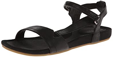 d105e988071a Teva Women s Capri Universal Sandal Black 7.5 B(M) US  Amazon.in ...