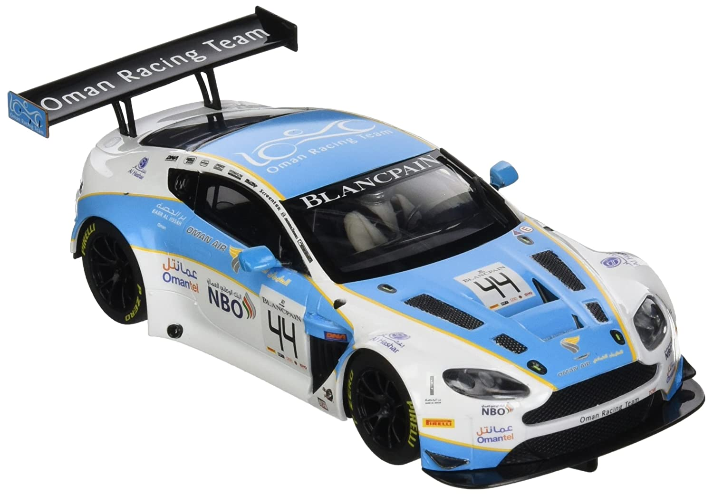 Scalextric - C3843 - Véhicule Miniature - Aston Martin Vantage GT3 - Oman Racing