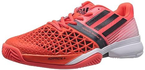 new concept 074e3 93df7 Adidas CC Adizero Feather III Zapatillas Sneakers Tennis Rojo para Hombre
