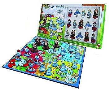 Amazon.com: Ludo Pitufos: Toys & Games