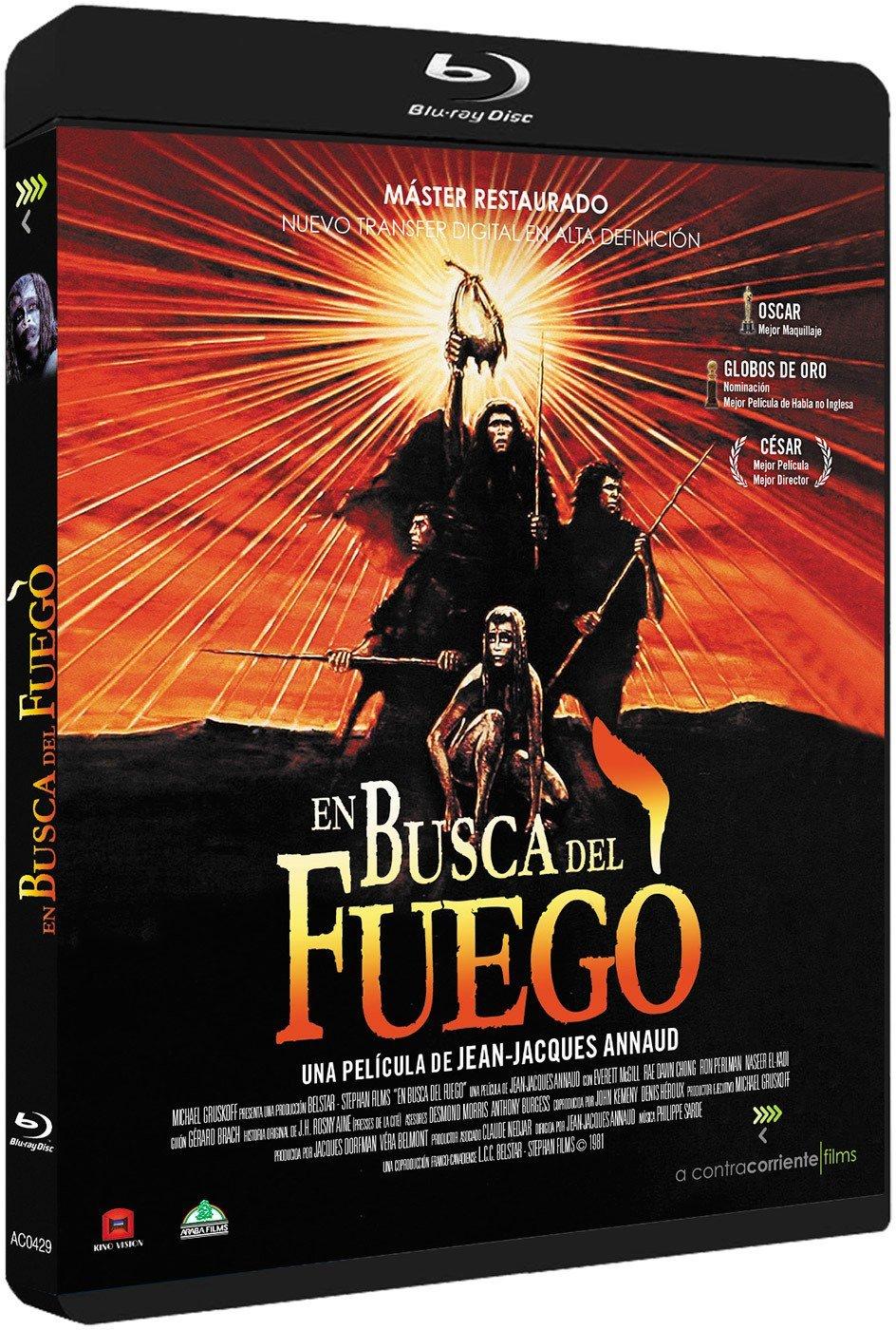 En busca del fuego [Blu-ray]: Amazon.es: Everett McGill, Ron ...