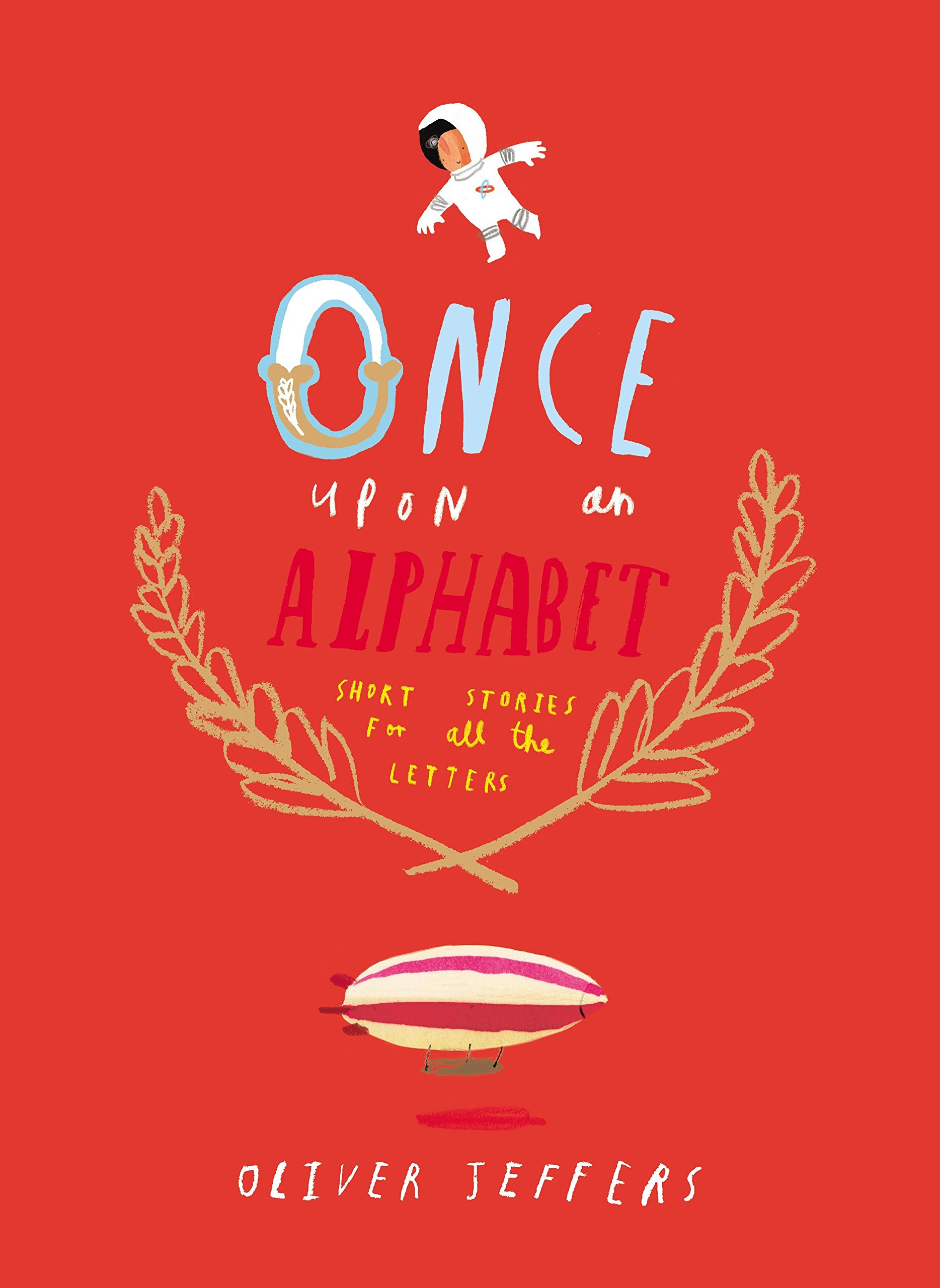 Once Upon an Alphabet: Short Stories for All the Letters by Philomel Books (Image #1)