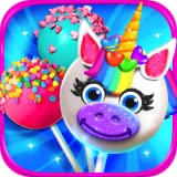 Unicorn Cake Pops - Rainbow Food & Dessert Cooking Games FREE
